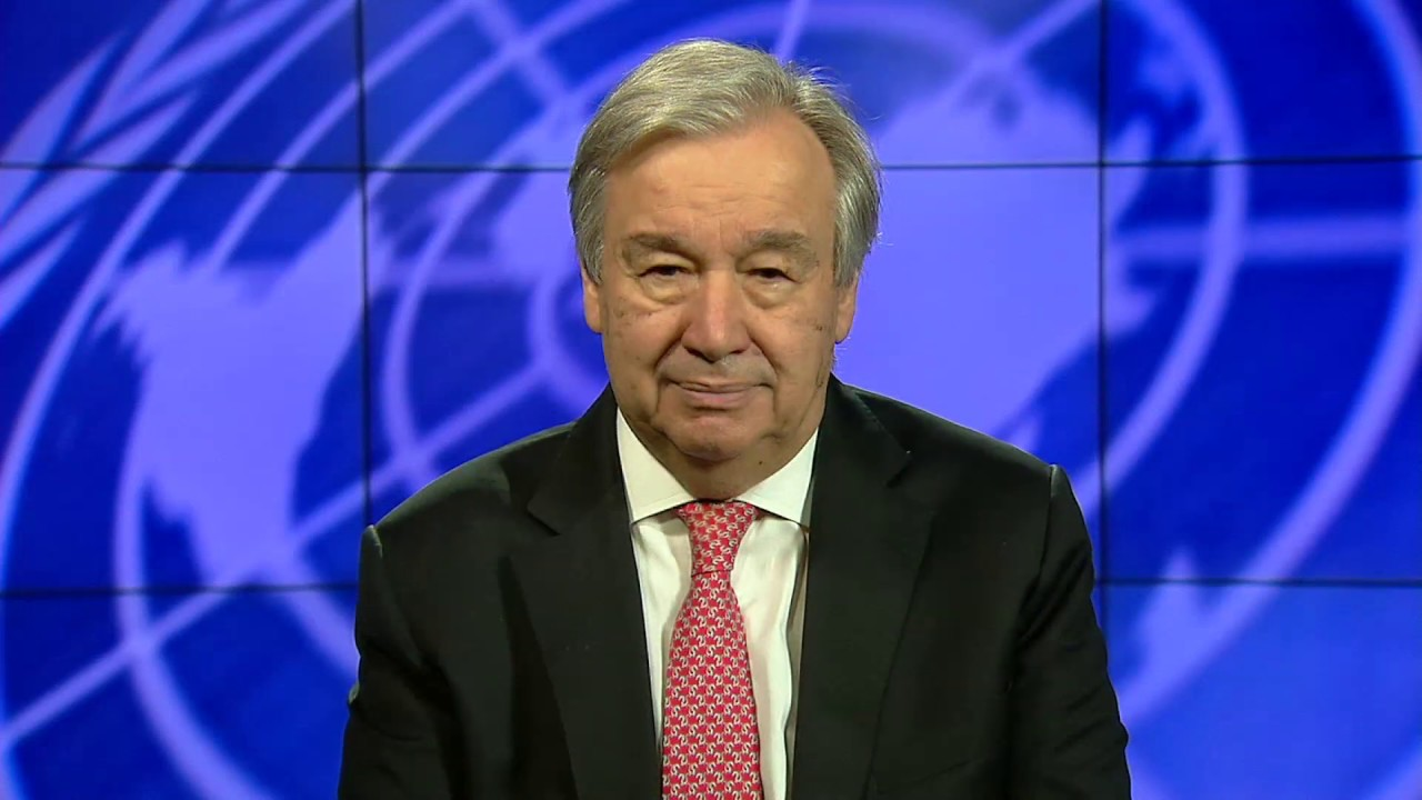 UN Chief on World Day to Combat Desertification and Drought (17 June 2020)