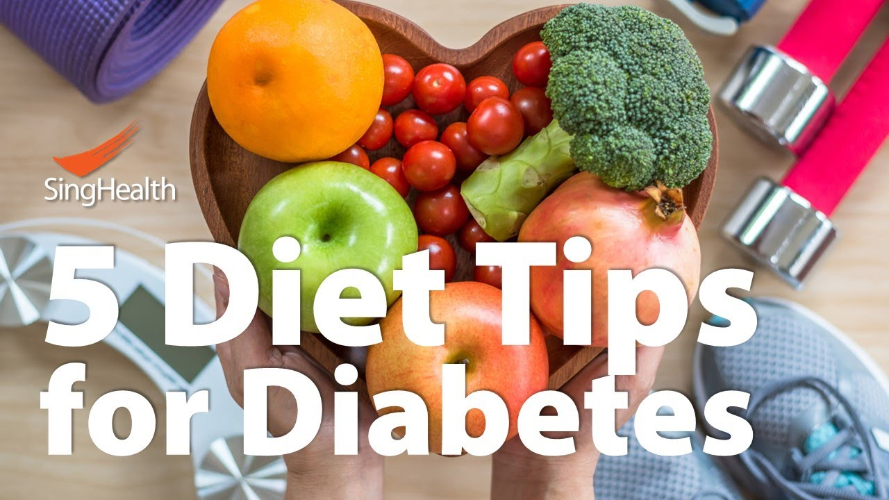5 Diet Tips for Diabetes