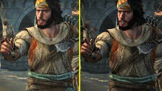 Assassin's Creed Revelations The Ezio Collection vs PC Original Graphics Comparison