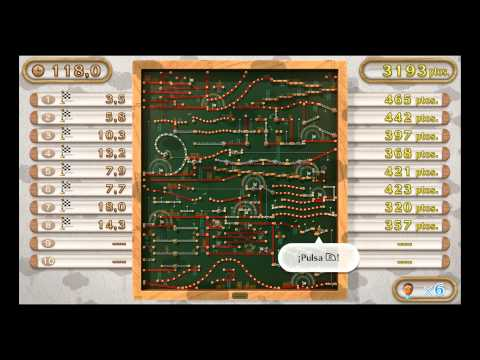 [WiiU] Nintendo Land Donkey Kong's Crash Course 2 (Nivel 1 Completado)