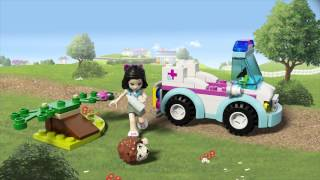 NEW LEGO Friends Vet Ambulance(41086) at Toys R Us