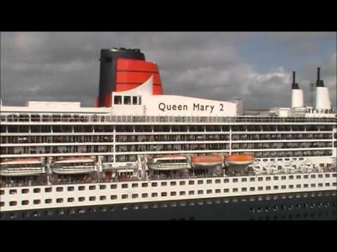 """Queen Victoria"" 'Fjords & Waterfalls II' Cruise - Day 1 (Southampton) 13/07/2012"