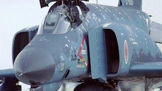 厳冬のファントム 航空自衛隊 第3航空団 第8飛行隊 F-4EJ改 三沢基地