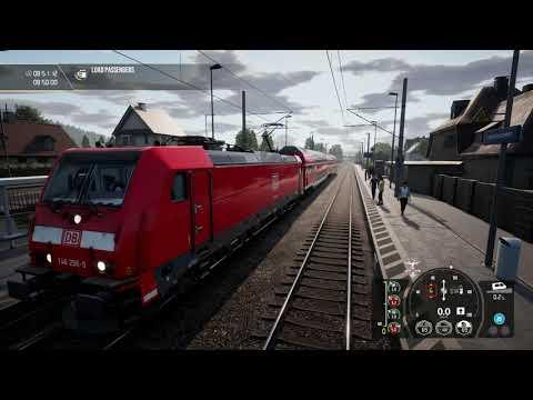 TSW 2: Gemunden-Lohr Bahnhof - All Stops  