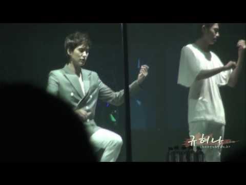 Fancam SS3 - 100815 - KyuHyun - Super Show 3 in Seoul