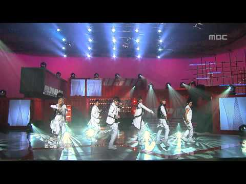 BEAST - Bad Girl, 비스트 - 배드 걸, Music Core 20091128