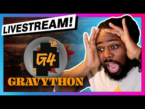 G4 #Gravython 2020 Charity Livestream – Austin Creed plays Among Us!