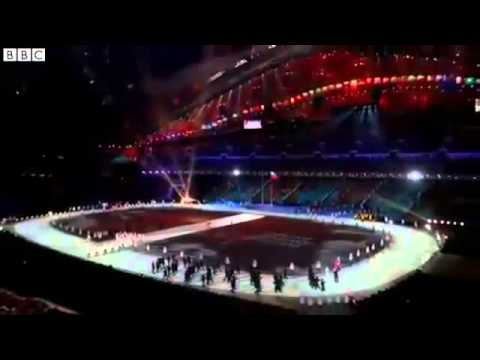 2014 Sochi Winter Olympics Games Opening Ceremony Russia