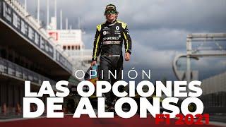 ¿Qué podemos esperar de Fernando Alonso en 2021? - Equipo, rivales y ritmo | Efeuno