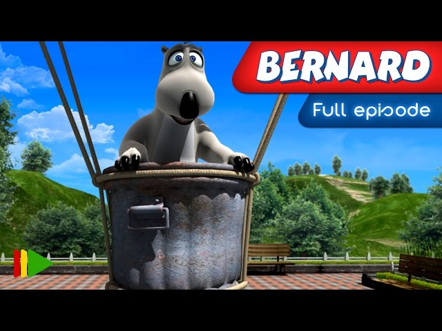 Bernard Bear - 67 - The Balloon