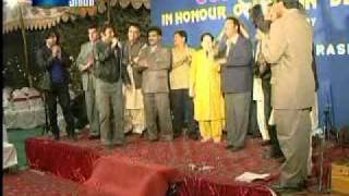 Pak India SINDHI MUSIC SHOW At Karachi DIRECTOR HAMEED BHUTTO PART 6.avi