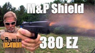 S&W M&P 380 EZ (Part 1)