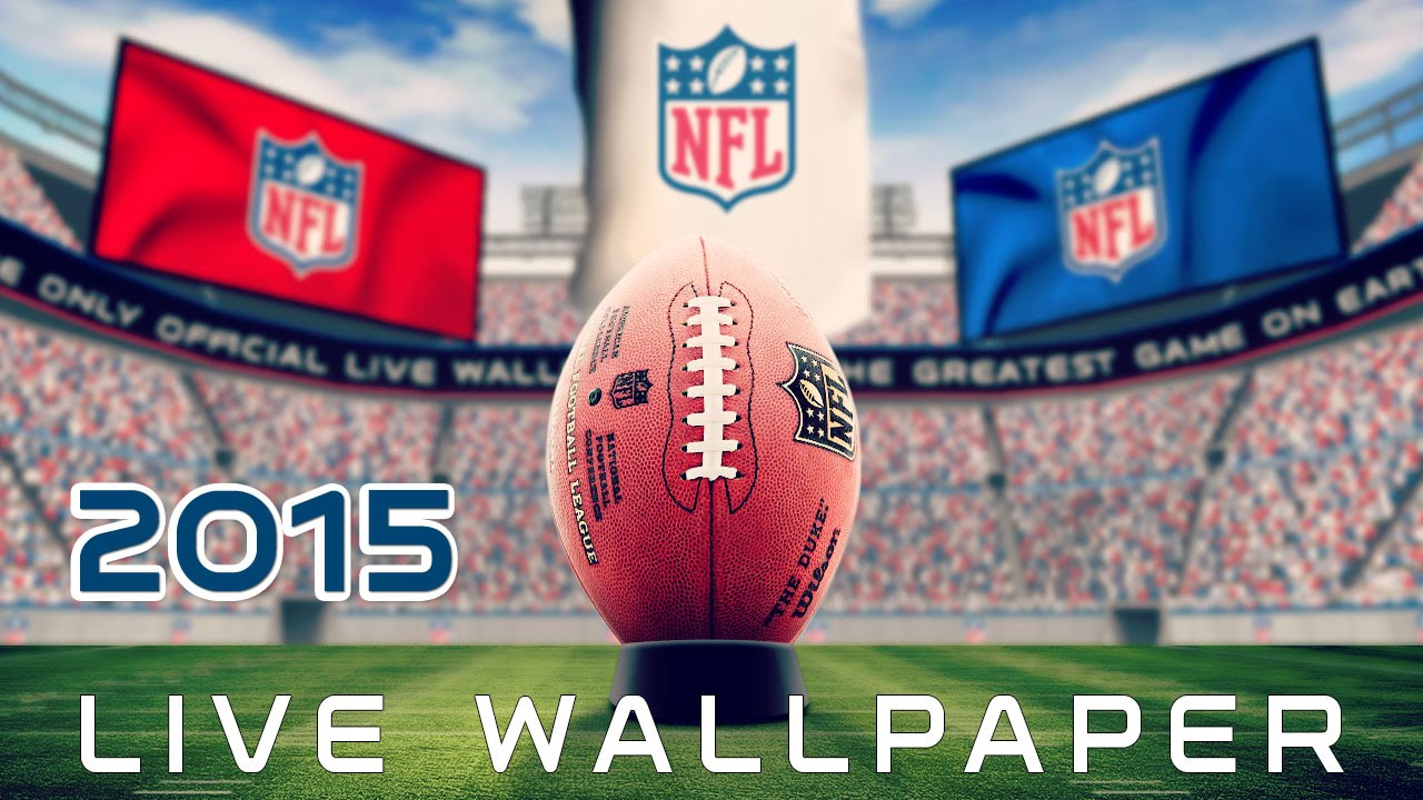NFL 2015 3D Live Wallpaper - YouTube