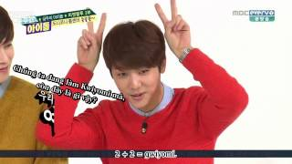 [3003D][VIETSUB] 140326 WEEKLY IDOL with CNBLUE EP140