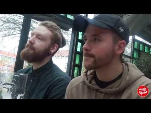 Chiffre Interview Teil 1 - EP / Videoauskopplung / Auftritte / Proberaumsituation  - MaMs OS