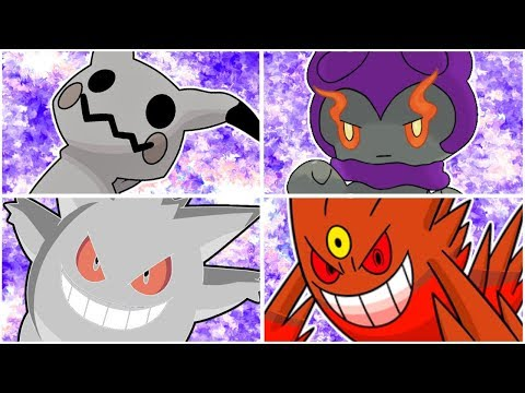 FULL HALLOWEEN EVENT THEME TEAM! - Pokemon Brick Bronze