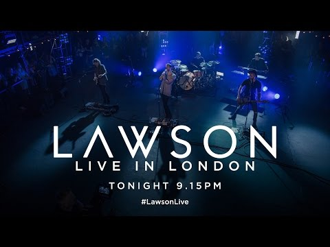 LAWSON Live From Scala London