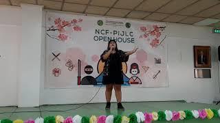 Gambar cover NCF Open House 2019 - Angel of Music - Hana Cherie