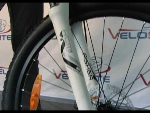 Обзор велосипеда Gary Fisher WAHOO DISC (2010)