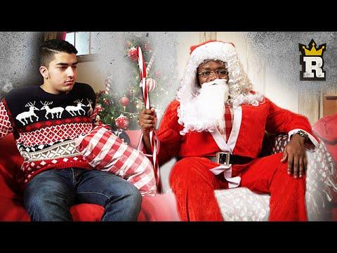 Welcome to KSI's 'CHRISTMAS GROTTO'