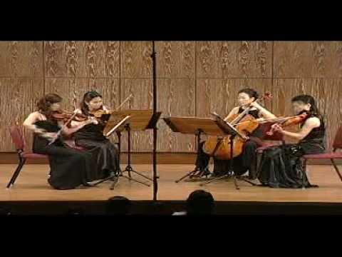Liber Tango (arranged for string Quartet)