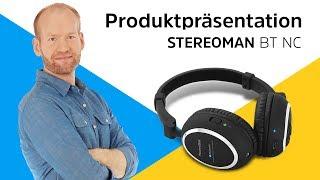 StereoMan BT NC: Produktvorstellung / Test