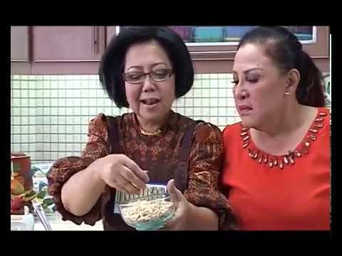 Resep cara membuat 'kue kering almond' @rahasia ibu masak with sisca ...