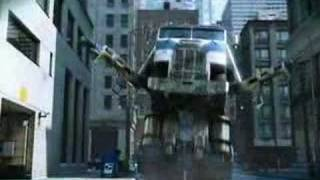 Optimus Prime 3D Animation. TRANSFORMERS 3dblasphemy.com