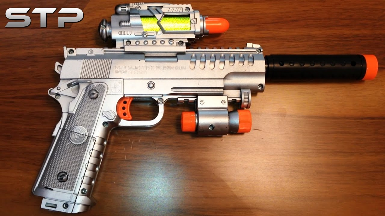 Cool Guns Toys For Boys : Cool toy gun pistol made in china weapon youtube