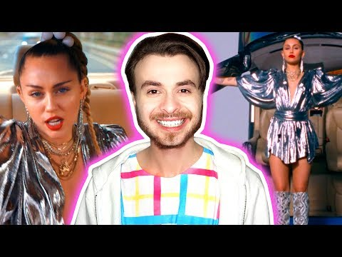 Miley Cyrus, Mark Ronson - Nothing Breaks Like a Heart [REACTION] Mp3