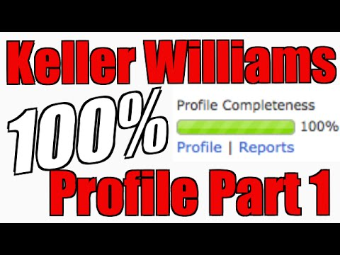 Keller Williams Realty 100% Profile Part 1