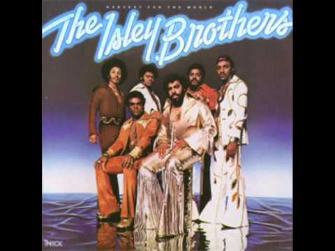 Isley Brothers - Living for the Love of you