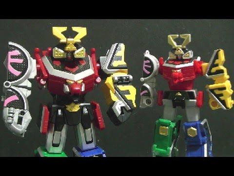 10 Anh Em Siêu Nhân Thần Kiếm, Đồ Chơi Siêu Nhân, Power Ranger Samurai Toys Siêu  nhân thần kiếm cầm đao hải tặc - Samurai Sentai Shinkenger Power Ran