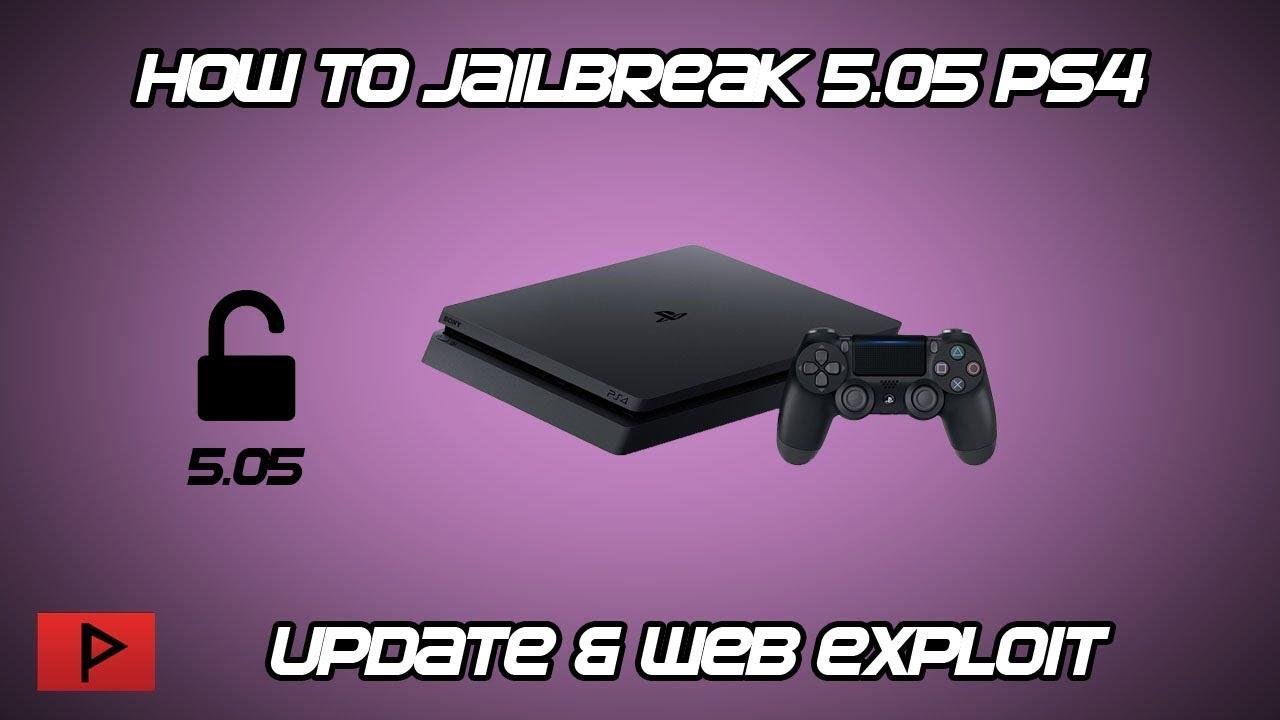 [How To] Jailbreak 5 05 PS4 Tutorial (Use Al-Azif PC Web Exploit Host)