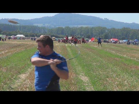 Le hornuss à Estavayer 2016