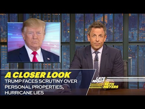 Trump Faces Scrutiny