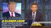 Trump Faces Scrutiny Over Personal Properties, Hurricane Lies: A Closer Look