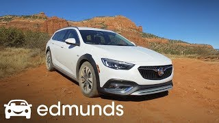 2018 Buick Regal TourX | Test Drive | Edmunds