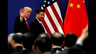 Fresh hope of end to US-China trade war as Trump & Jinping talk on phone