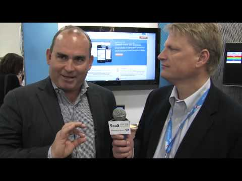 Montclair Advisors interview with Concur at Dreamforce