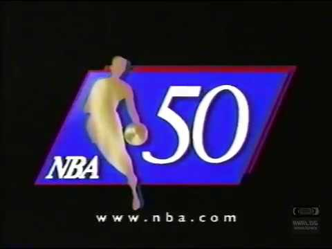 NBA At 50 | Television Commercial | 1997 | An Image