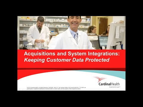 Credit Card Tokenization for PHI Payment Processing by Paymetric: Cardinal Health Success Story