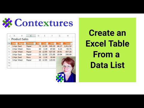 Excel Pivot Table Dynamic Data Source