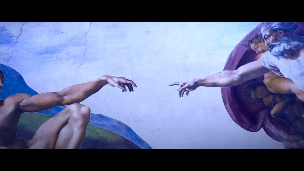 Trailer Le Ciel De La Chapelle Sixtine Roman Hc Editions Youtube