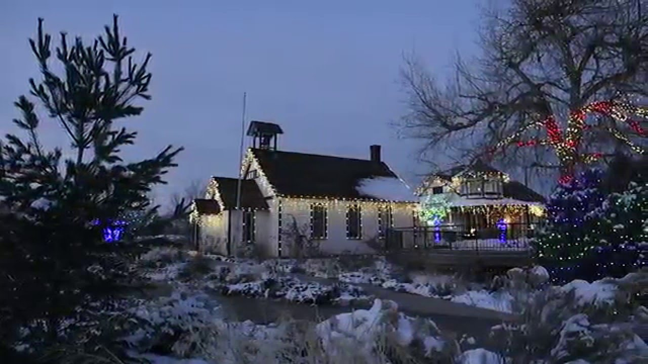 Trail Of Lights 2015 Denver Botanic Gardens Chatfield Farms Youtube