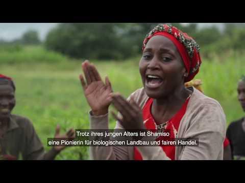 One World Award 2017 Winner: Martha-Jean Shamiso Mungwahu from Simbabwe