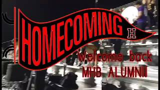 MIghty Hawk Band: Homecoming Alumni 10|20|17