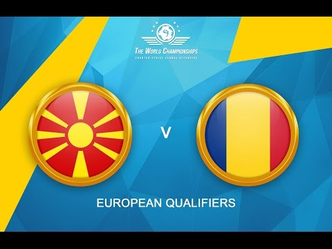 CS:GO - Macedonia vs. Romania[Mirage] - The World Championships