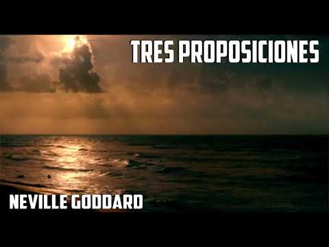 TRES PROPOSICIONES (aun sostienes un estado negativo?) Neville Goddard