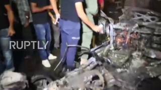 Libya: Car bomb in Benghazi kills four including anti-corruption activist